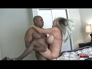 Mandingo ADDICTED Sally D'angelo BLACKED