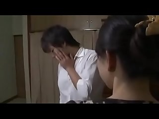 Asian japanese boy found his mom S adultery pt2 on hdmilfcam com