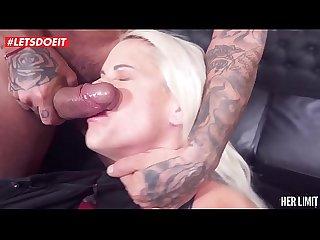 Letsdoeit blonde hottie gets Shivering orgasms with mike angelo lpar blanche bradburry rpar