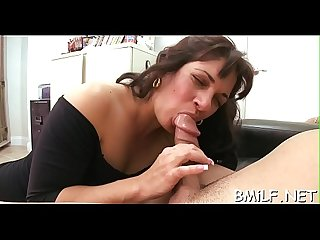 Mother i d like to fuck gets a biggest facial