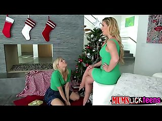Horny teen zoey monroe seduces her stepmum to get what she wants