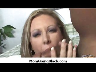 My horny mom get fucked by my black friend 18