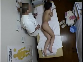 Hidden camera hot young and tiny japanese girl fucked by masseuse