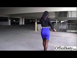 (amia miley) Big Round Tits Girl Enjoy Sex In Office clip-01