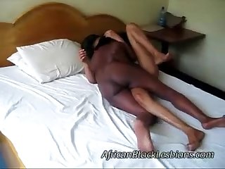 Light skinned African moans like a whore as her coochie gets drilleddroom2 1 2