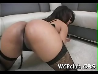 Handsome hardcore black sex action will make u water