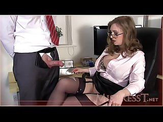 Testing new office fucktoy mistress t