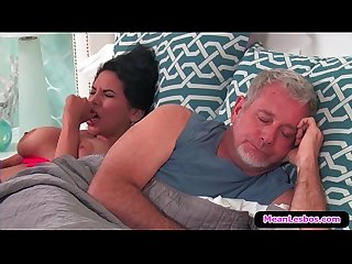 Hot and mean lesbian porn her daughter S best friend with darcie dolce Missy martinez 0