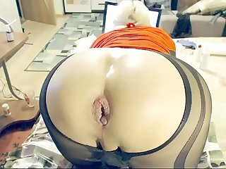 Taking a huge Black dildo up The Ass ifap2 info dianatranssex