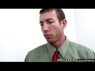 Brazzers - Big Tits at Work - Kagneys Box scene starring Kagney Linn Karter and Jordan Ash