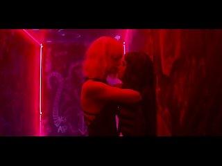Atomic Blonde Lesbian Scene