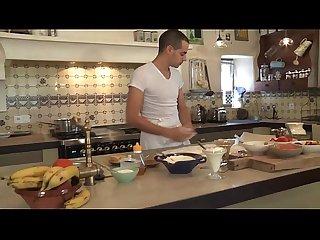 Gay chef orgy