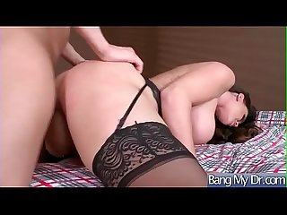 Sex Adventures Between Doctor And Slut Horny Patient (Alison Tyler) movie-02