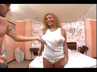 Big tits huge clit