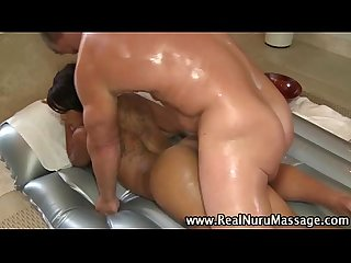 Blackie fetish hottie gets a cumshot