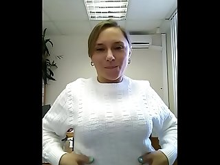 Office selfie Big Ass Flashing compilation!