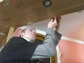 Milf fucks young electrician from themilfaholic dot com
