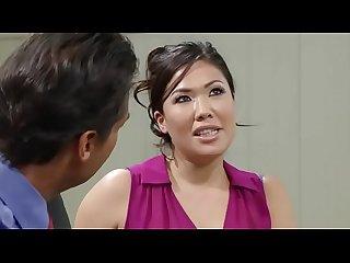 asiático mujer