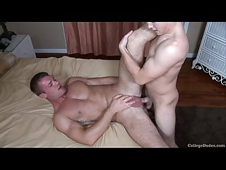Scott Isaac Sucks Logan Holmes Cock Then Fucks His Tight Ass