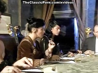 Deborah Wells, Elodie John Holmes, Cindy Wilson in classic xxx movie