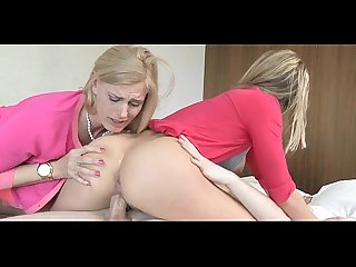 Arousing 3some fornication