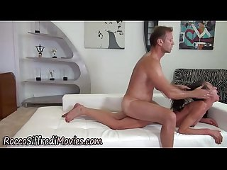 Girl rammed in the ass