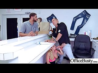 Huge Titts Hot Girl (Cali Carter) Like Hard Style Sex In Office mov-15
