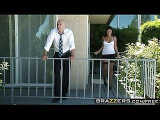 Brazzers - Baby Got Boobs - (London Keyes Johnny Sins) - 7 Minutes in Heaven