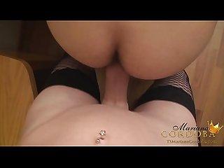 Mariana Cordoba - POV Sex