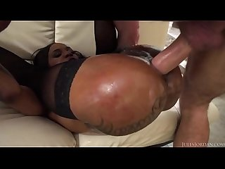 Gorgeous Petite Black Teen Sarah Banks Is Getting Her Perfect Ass Drilled