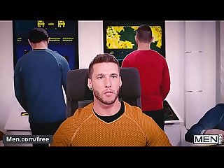 Men com jordan boss micah brandt star trek a gay Xxx parody part 2 super gay hero