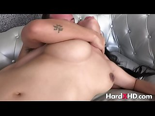 Busty asian slut Jade Kush