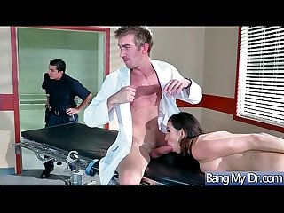 Hot Sexy patient ariella ferrera get horny and bang hard style with doctor Mov 05