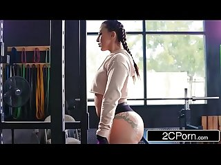 Perfect ass mandy muse loves to squat and anal