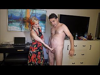 Ballbusting: Goddess Lilith destroys the balls of Andrea Dipr
