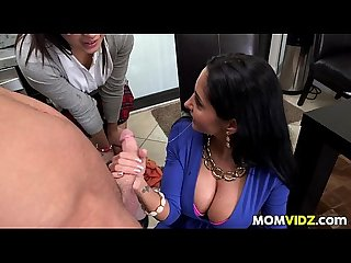 Daisy Summers And StepMom Ava Addams Fuck BF