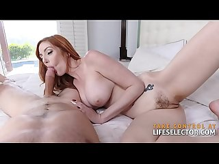 Lauren phillips cock hungry redhead milf pov