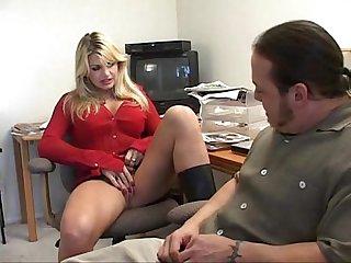 Ten ton tits vicky vette