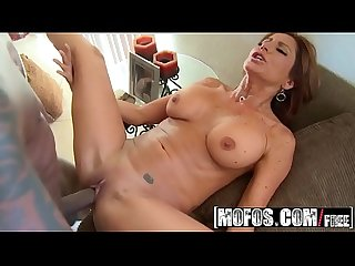 Hot milf lpar tara holiday rpar gets that big black dick mofos