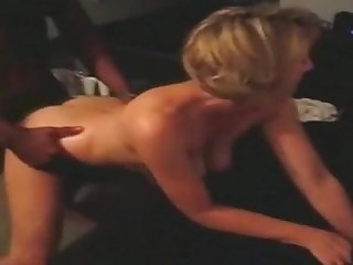 Cuckold Tapes His Wife Getting Doggystyle Fucked By Black Guy