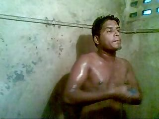 Indian tamil gay bathing scene