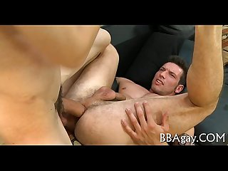 Salacious anal drilling with lads