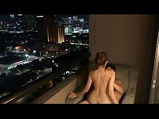 Lexi Aaane fucks in Hotel Balcony