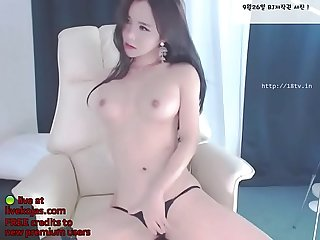 Korean bj neat stockings teasing live at livekojas com