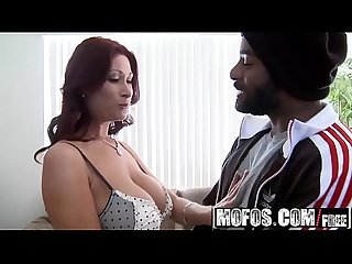 (Tiffany Mynx) - Milf takes some BBC - MOFOS