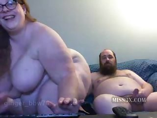 Ssbbw mature couple