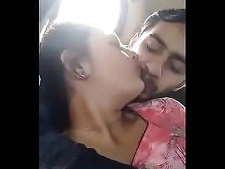 Gujrath college Girl Sex in car