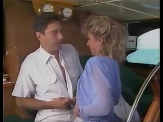 John Leslie And Candy Evans