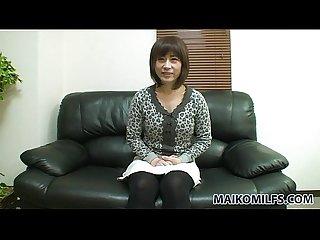 Japanese milf pro fucker