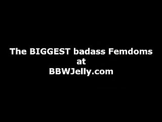 Two bbw femdoms use guys cock for pleasure